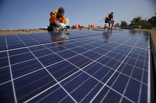 Năng lượng mặt trời đủ sức cung cấp cho cả thế giới ?