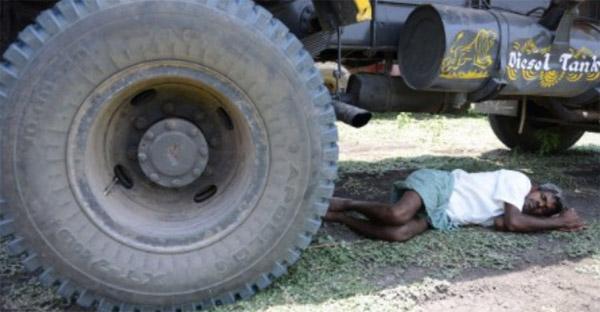 Chùm ảnh nắng nóng 'thiêu đốt' Ấn Độ, hơn 600 người chết