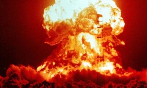 """Trong cuốn tiểu thuyết """"The World Set Free"""" (tạm dịch Thế giới tự do) công bố năm 1914, H.G. Wells đã tiên đoán một quả bom nguyên tử sẽ phá hủy thành phố trong tương lai."""