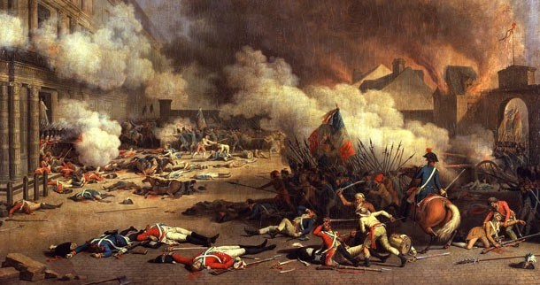 Nostradamus cũng tiên tri chuẩn xác về cuộc Cách mạng Pháp