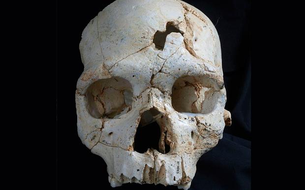 Phát hiện hộp sọ của nạn nhân trong vụ giết người đầu tiên trên thế giới