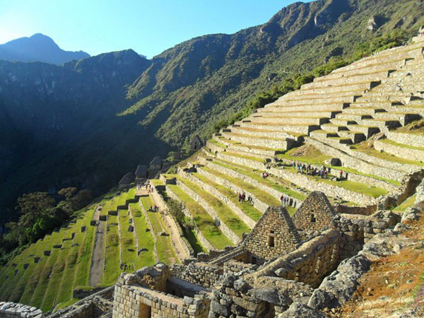 Con đường mòn vĩ đại của đế chế Inca