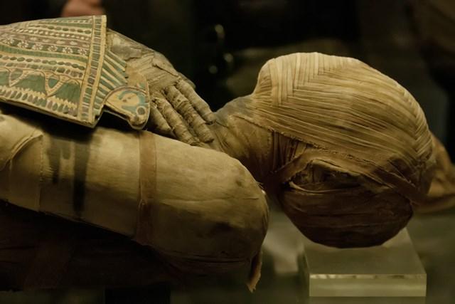 Công nghệ ướp xác xưa và nay