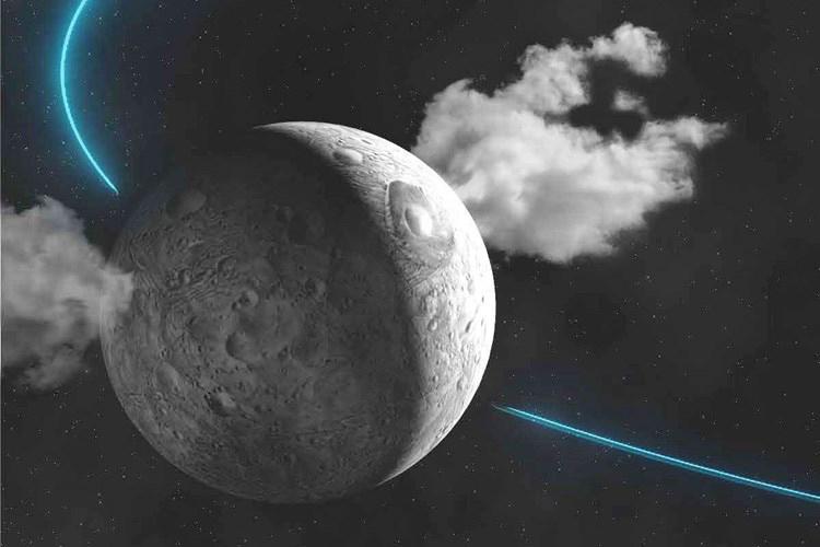 Sự thực gây sốc về hành tinh lùn nhỏ nhất hệ Mặt trời