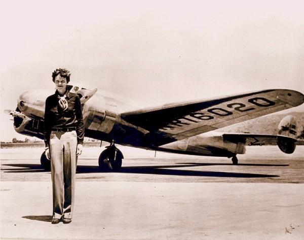 Phát hiện mới về sự mất tích của nữ phi công đầu tiên trên thế giới