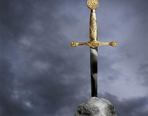 Thanh gươm trong đá