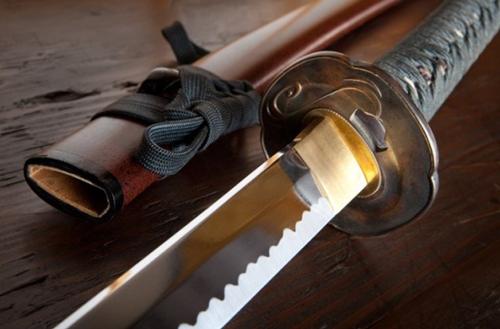Thanh kiếm Kusanagi