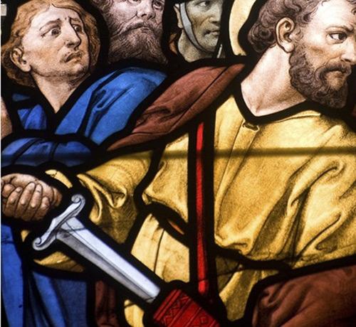 TThanh kiếm của Thánh Peter