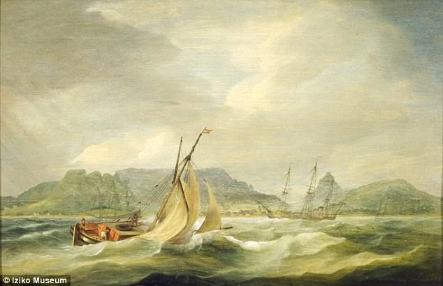 Phát hiện xác tàu đắm chở nô lệ thế kỷ 18 của Bồ Đào Nha