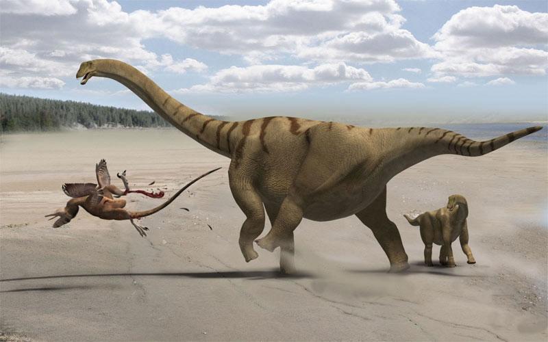 Phát hiện hóa thạch khủng long cực hiếm ở Anh
