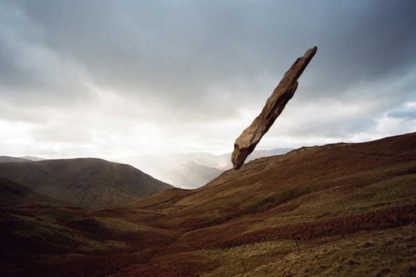 Bí mật về bức ảnh thiên thạch rơi xuống Trái đất