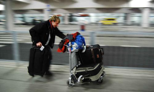 4 nguyên nhân khiến du khách thất lạc hành lý ở sân bay