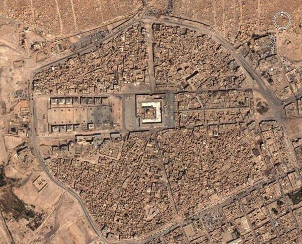 Khu nghĩa địa lớn nhất thế giới tồn tại hơn 1.400 năm