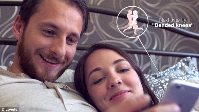 Sex toy thông minh giúp cải thiện đời sống tình dục