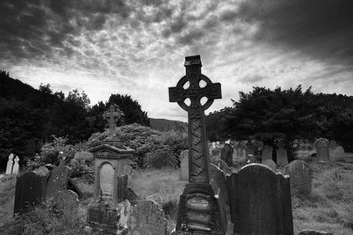 Những nghĩa trang rợn tóc gáy nhất thế giới