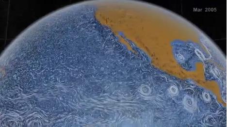 Video: Dòng chảy đại dương trên thế giới