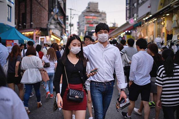 Hàn Quốc sử dụng smartphone trong cuộc chiến chống dịch MERS