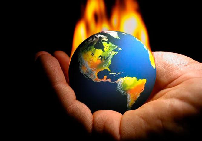 Nhiệt độ Trái Đất vẫn không ngừng gia tăng