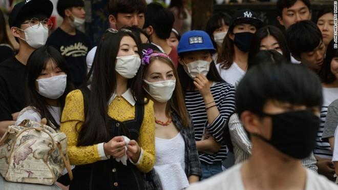 16 người chết, 150 người ốm vì cúm MERS tại Hàn Quốc