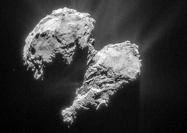 Tàu vũ trụ Rosetta và hành trình 6 tỷ km đến sao chổi