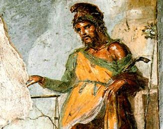 Giải mã bí ẩn chân dung thần tình dục Hy Lạp