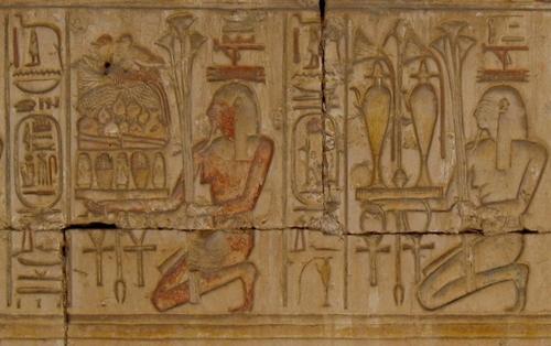 Người Ai Cập cổ đại và nghi lễ động thổ