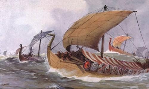 Tìm kiếm hậu duệ cướp biển Viking