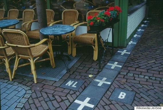 Đường biên giới Hà Lan - Bỉ