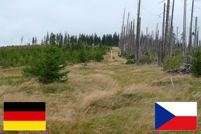 Đường biên giới giữa Đức - CH Séc