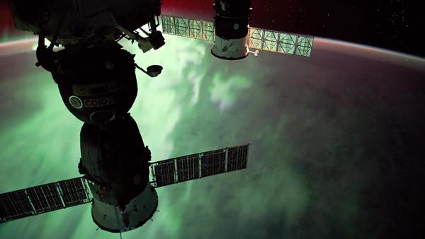 Timelapse 4K tuyệt đẹp từ 109GB hình ảnh không gian chụp bởi NASA
