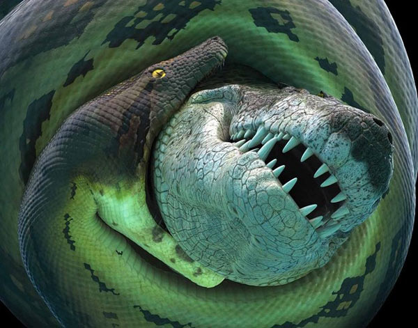 Điểm danh 10 quái vật khổng lồ đã tuyệt ch2ủng trên Trái đất