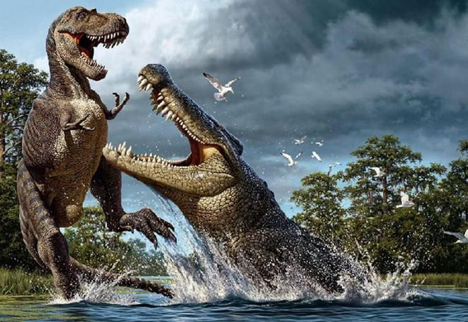 Điểm danh 10 quái vật khổng lồ đã tuyệt chủng trên Trái đất