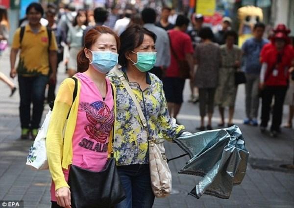 Hàn Quốc: Dịch Mers- CoV đã lây lan trong gia đình