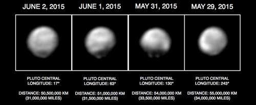 NASA tìm kiếm sự sống ở sao Diêm Vương