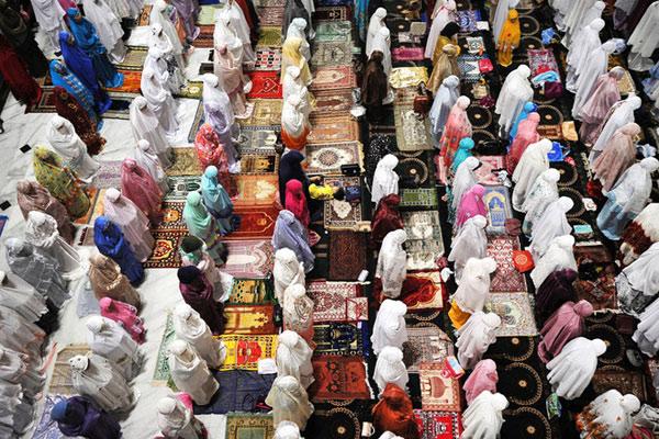 Toàn cảnh tháng Ramadan trên thế giới