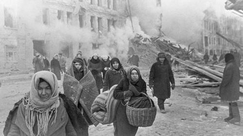 Đột biến gene giúp người Nga sống sót qua Thế chiến II