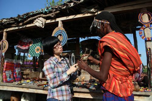 Những phong tục kỳ lạ của thổ dân Massai