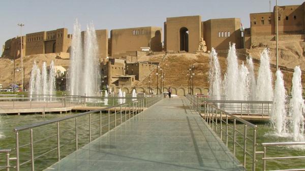 Chiêm ngưỡng tòa thành cổ xưa nhất thế giới