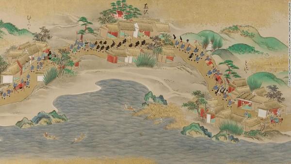 Khám phá cuộc sống của người dân Châu Á cách đây 500 năm