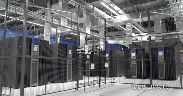 Bên trong trung tâm dữ liệu của Google có gì?