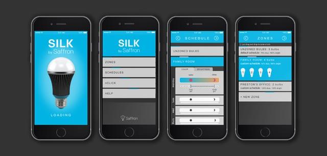 """Silk Light - Bóng đèn thông minh """"đọc vị"""" đồng hồ sinh học của người"""