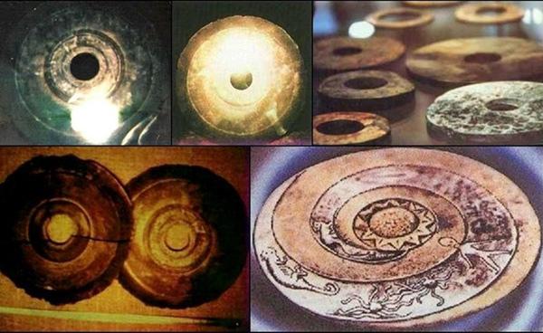 Đĩa đá cổ Dropa: Bằng chứng về người ngoài hành tinh?