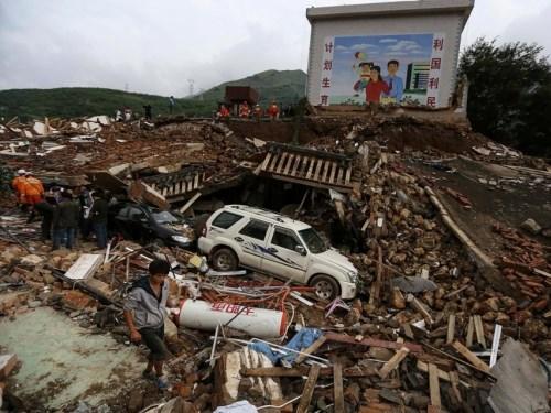 Trung Quốc sử dụng gà, cá, cóc để dự báo động đất