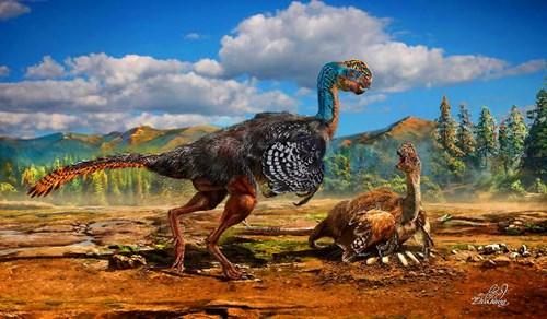 Trung Quốc: Phát hiện hóa thạch khủng long mới