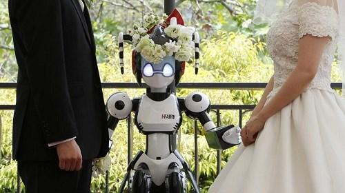 Điểm danh những robot thông minh trên thế giới