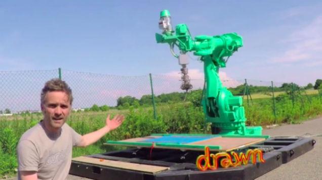 Galatea - Tay robot có khả năng in 3D các vật dụng đơn giản trong gia đình bạn