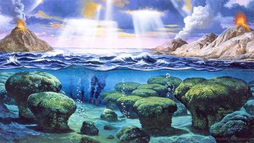 """""""Sự kiện oxy hóa vĩ đại"""" làm thay đổi hoàn toàn Trái Đất"""