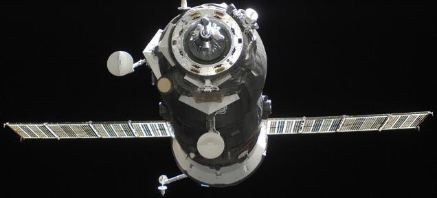 Tàu vũ trụ không người lái Progress kết nối thành công với Trạm ISS