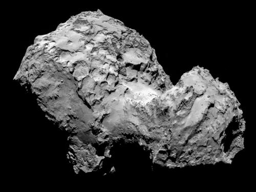 Tranh cãi về sự sống trên sao chổi 67P
