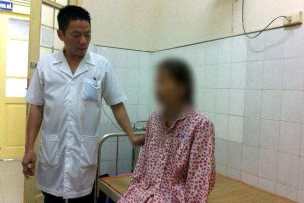 18 y, bác sĩ nguy cơ phơi nhiễm HIV có kết quả âm tính